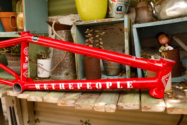WETHEPEOPLE -Wethepeople Message Frame -FRAMES -Anchor BMX