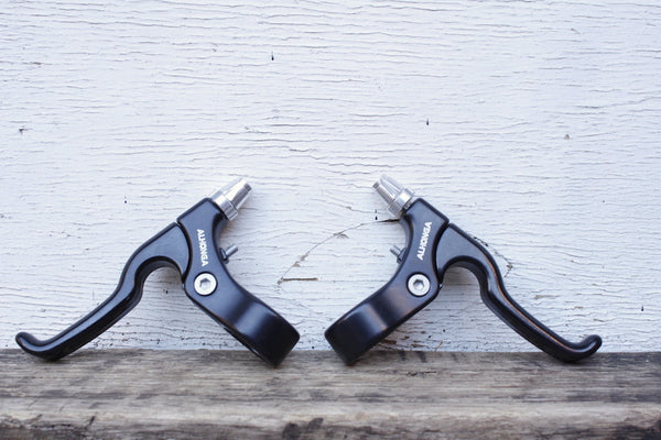 ALHONGA BRAKE LEVER PAIR - Anchor BMX