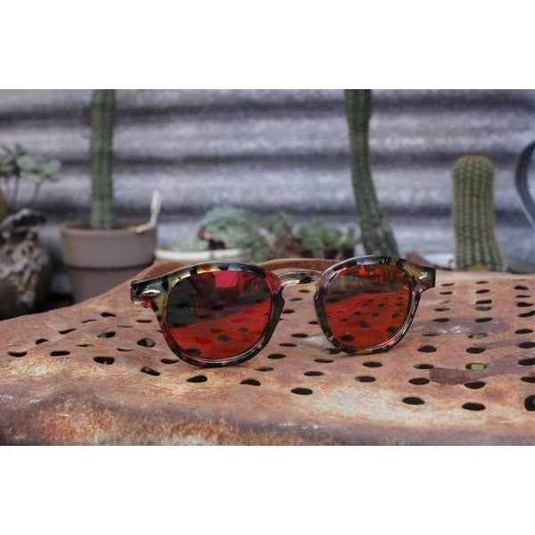 Anchor Fancy Driftwood Glasses - Anchor BMX