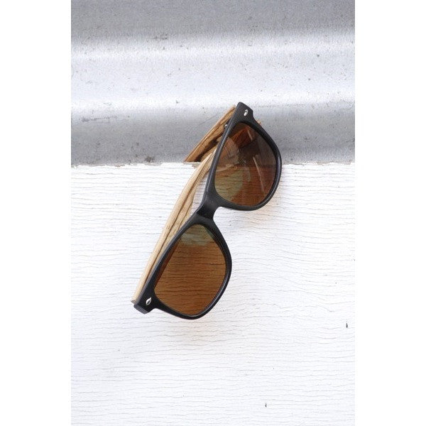 Anchor Driftwood Glasses Matte Blk - Anchor BMX