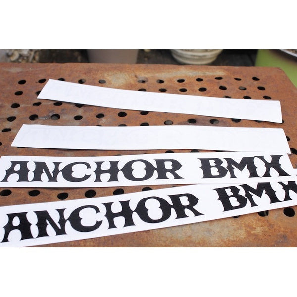 Anchor Bmx Vessel Decals