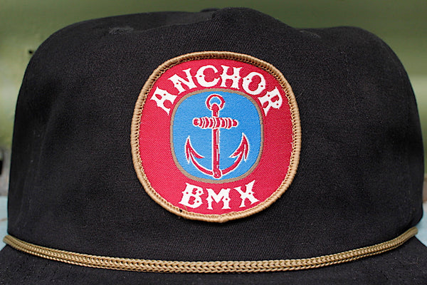 Anchor BMX -The Anchor Beer Hat -HATS + BEANIES + SHADES -Anchor BMX