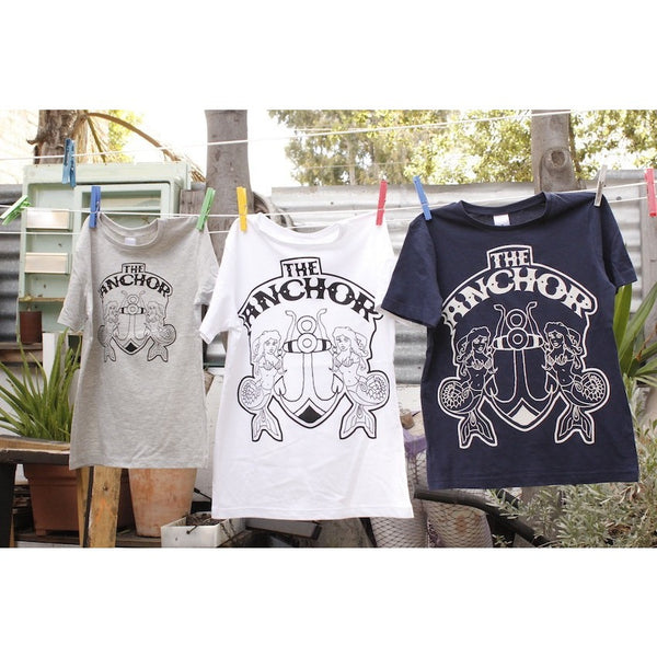 Anchor Shield Boys Tee