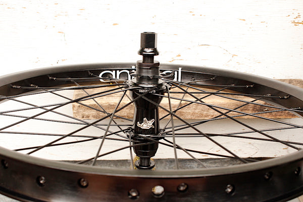 Animal Custom Rear Wheel - Anchor BMX