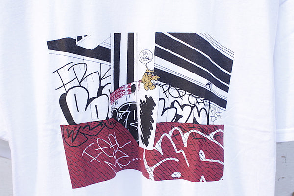 Animal -Animal Frko Banks Tee -CLOTHING -Anchor BMX