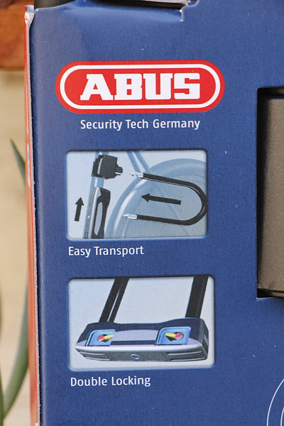 ABUS LOCKS -Abus Ultra 410 U-Lock -TOOLS + LOCKS + LIGHTS + PUMPS -Anchor BMX