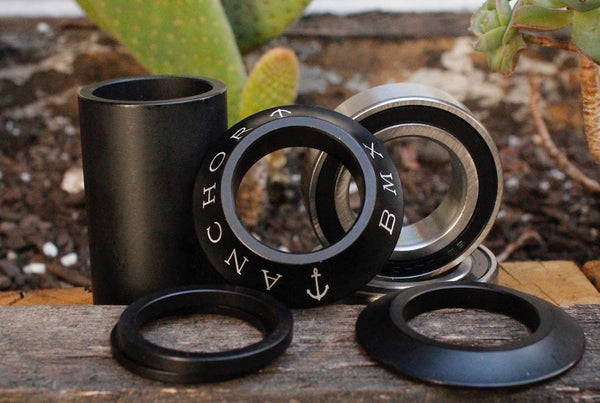 Anchor BMX -Anchor Bmx Mid BB Kit 24mm -Headsets and bottom brackets -Anchor BMX