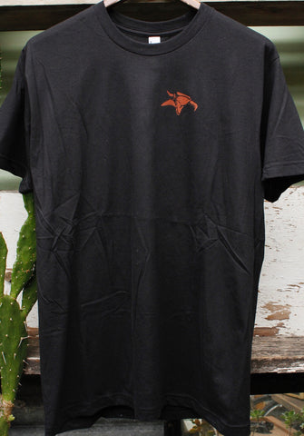 Animal -Animal Street Light Tee Black -CLOTHING -Anchor BMX