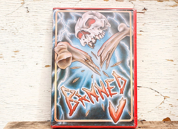 Banned 5 Dvd