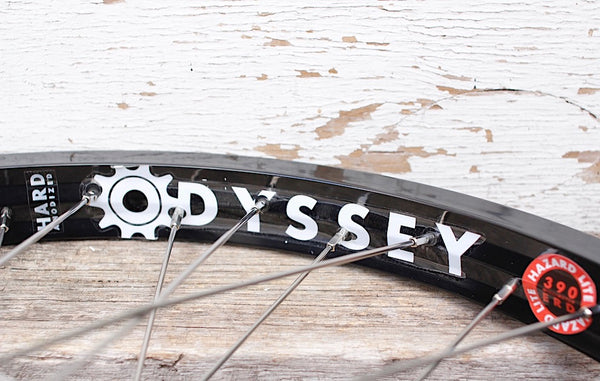 BICYCLE UNION + ODYSSEY CUSTOM WHEEL SET