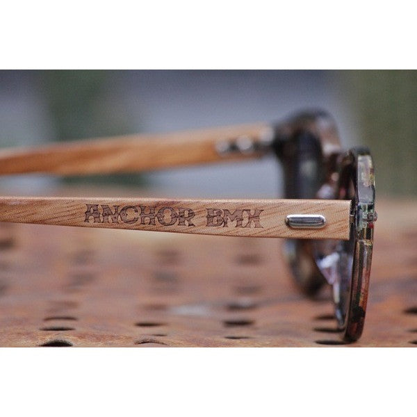 Anchor BMX -Anchor Fancy Driftwood Glasses -HATS + BEANIES + SHADES -Anchor BMX