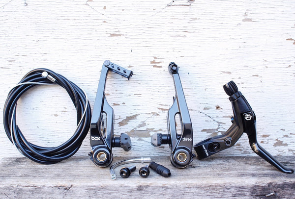 BOX COMPONENTS -Box Three V-Brake Kit -BRAKES + PARTS -Anchor BMX