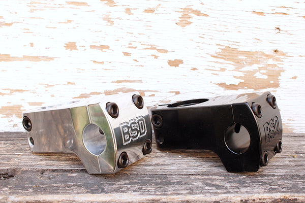BSD -BSD Dropped Front Load Stem -STEMS -Anchor BMX