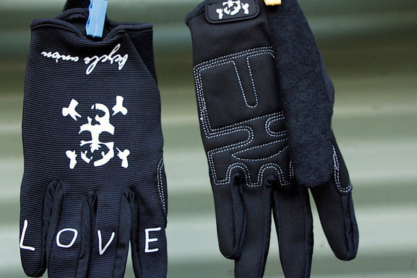 Bicycle Union -Bicycle Union Love Hate Gloves -HELMETS + PADS + GLOVES -Anchor BMX