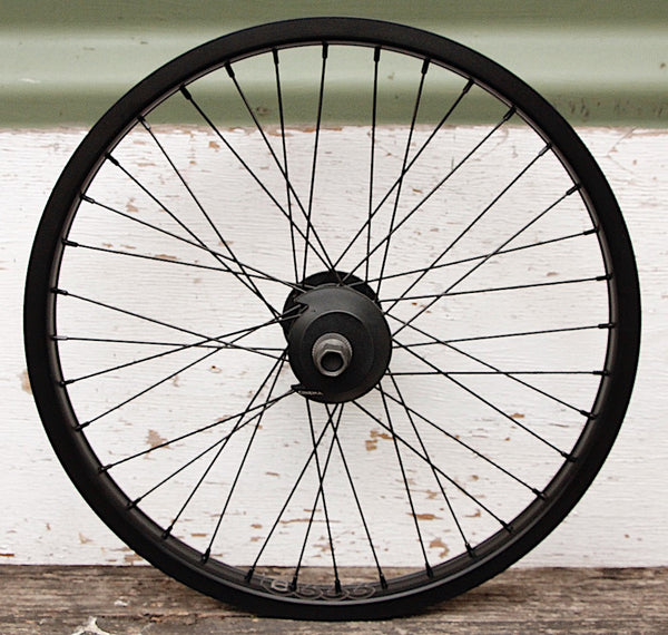 CINEMA WHEELS -Cinema ZX 333 Cassette Wheel -WHEELS + SPOKES + BUILDS -Anchor BMX