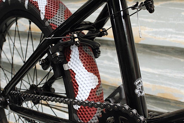 CULT -Cult Control Black/Red Camo 2020 -Complete Bikes -Anchor BMX