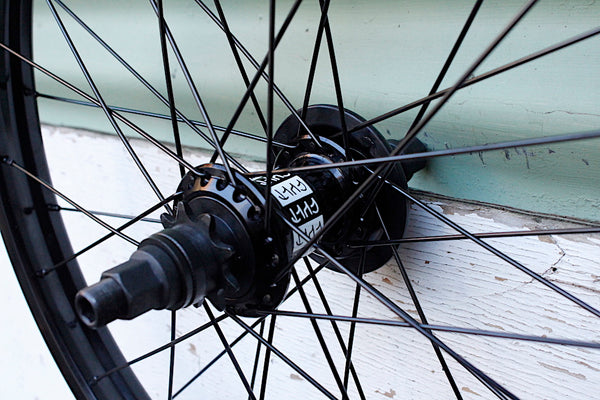 Cult Crew Cassette Wheel - Anchor BMX
