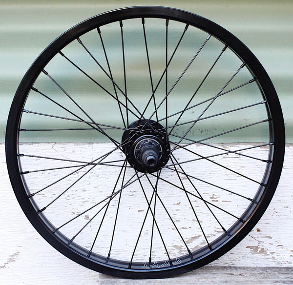Cult Crew Freecoaster Wheel - Anchor BMX