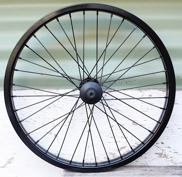 Cult Crew Front Wheel - Anchor BMX