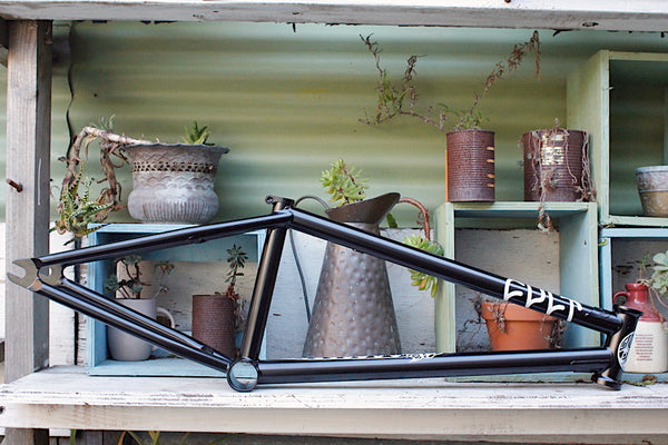 Cult Dak V3 Frame - Anchor BMX