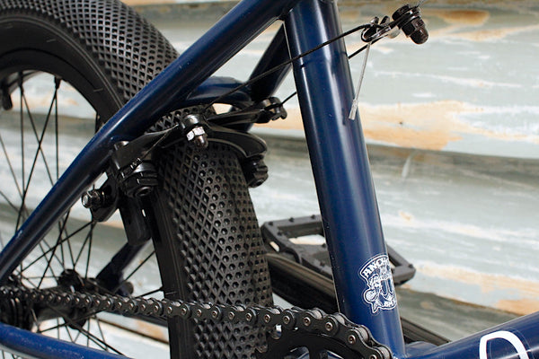 CULT -Cult Devotion 2020 Panza Blue -Complete Bikes -Anchor BMX