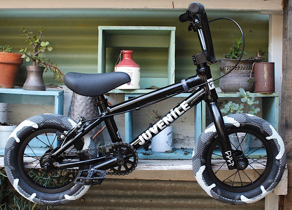 Cult Juvenile 12 Inch 2020 Black/Grey Camo - Anchor BMX