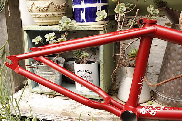 Cult Walsh Frame Red