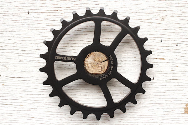 DEMOLITION -Demolition Mugatu Sprocket 24mm Spline Dr -SPROCKETS -Anchor BMX