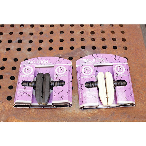 DEMOLITION -Demolition Vulcan Brake Pads -BRAKES + PARTS -Anchor BMX
