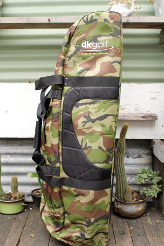 "Dk ""Golf"" Bike Travel Bag Camo - Anchor BMX"