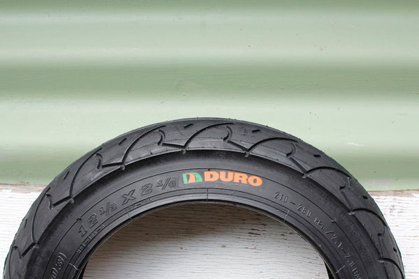 Duro Tyres 16 & 12 Inch