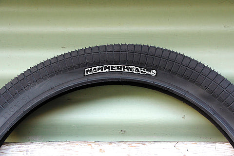 Demolition Hammerhead Tyre - Anchor BMX