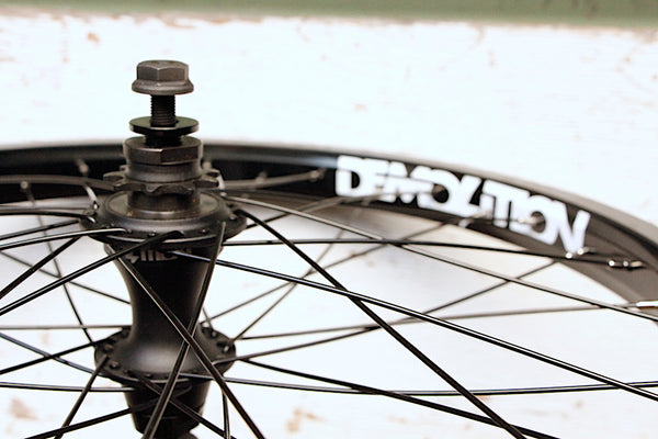 Demolition Rolls V2 Custom Wheel - Anchor BMX