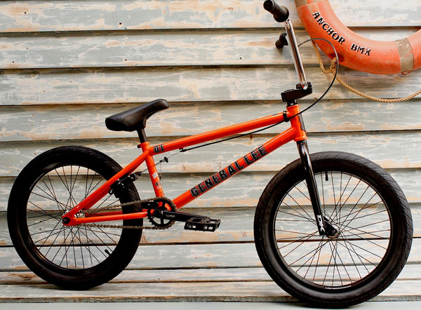 DK -Dk Bikes General Lee 2020 -Complete Bikes -Anchor BMX