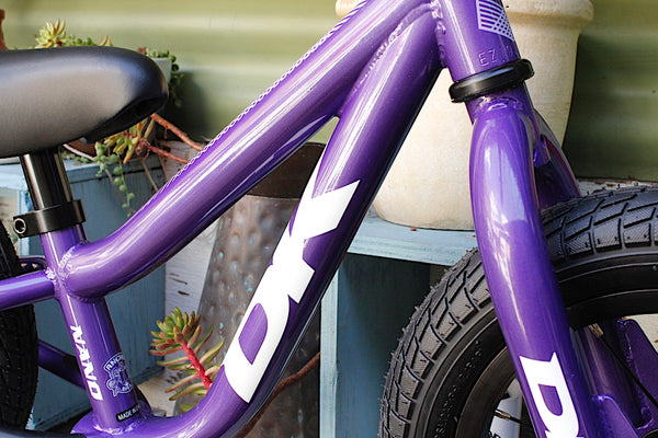 Dk Bikes Nano Balance Bike Purple - Anchor BMX