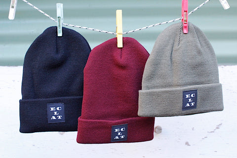 ECLAT -Eclat Currency Beanie -HATS + BEANIES + SHADES -Anchor BMX