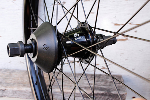 Eclat Polar + Cortex Freecoaster Wheel - Anchor BMX
