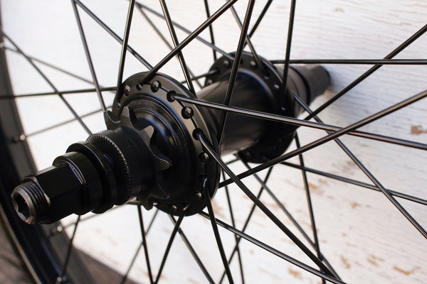 Eclat Custom Dynamic Rear Wheel - Anchor BMX