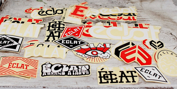 Eclat Sticker Pack - Anchor BMX