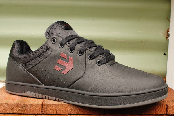 Etnies -Etnies Marana Crank Black Red -Shoes -Anchor BMX