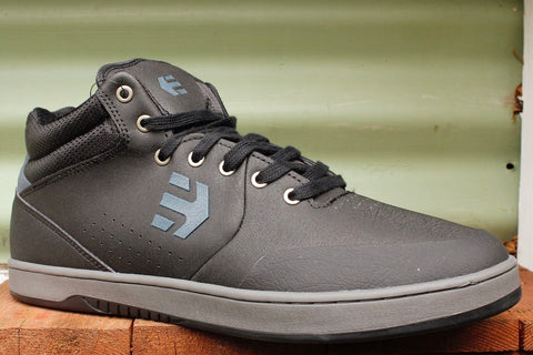 Etnies -Etnies Marana Mid Crank Black/Grey -Shoes -Anchor BMX