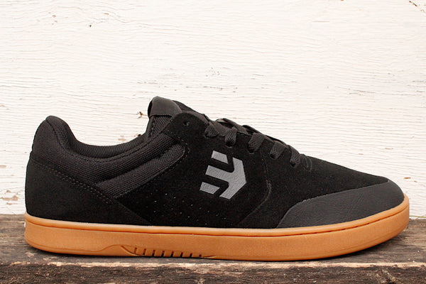 Etnies Marana Black Dark Grey Gum - Anchor BMX