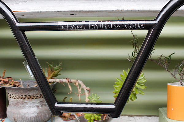 Fbm Black Flag Bars - Anchor BMX