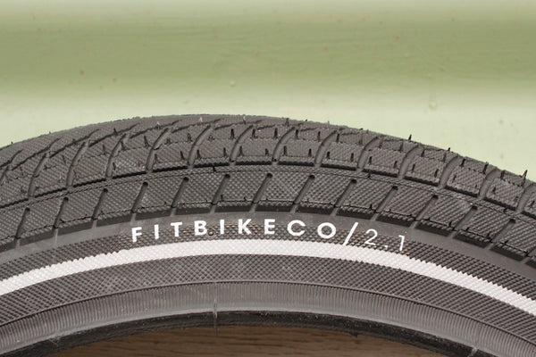 Fit Bikes Oem 18 Inch Tyre - Anchor BMX