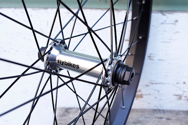 FLY BIKES CUSTOM FRONT WHEEL - Anchor BMX