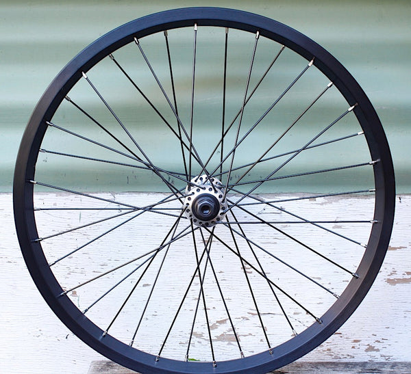 FLY BIKES CUSTOM FRONT WHEEL