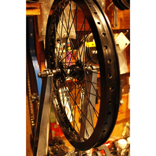 Workshop -Free Custom Wheel Builds -WHEELS + SPOKES + BUILDS -Anchor BMX
