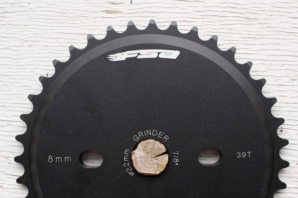 FSA GRINDER SPROCKET WITH GUARD - Anchor BMX