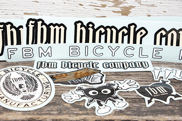 FBM 2019 Sticker Set