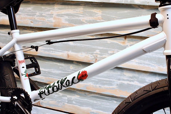 Fit Bike Co. -Fit Bike Co Phantom 2020 White -Complete Bikes -Anchor BMX